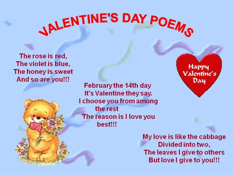 we have the best collection of valentines poems for friends you can send the pictures of