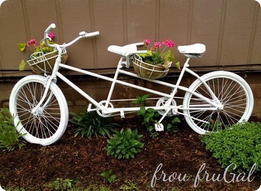 boyanmış bisiklet