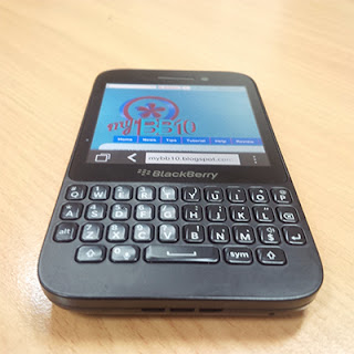 Body BlackBerry Q5