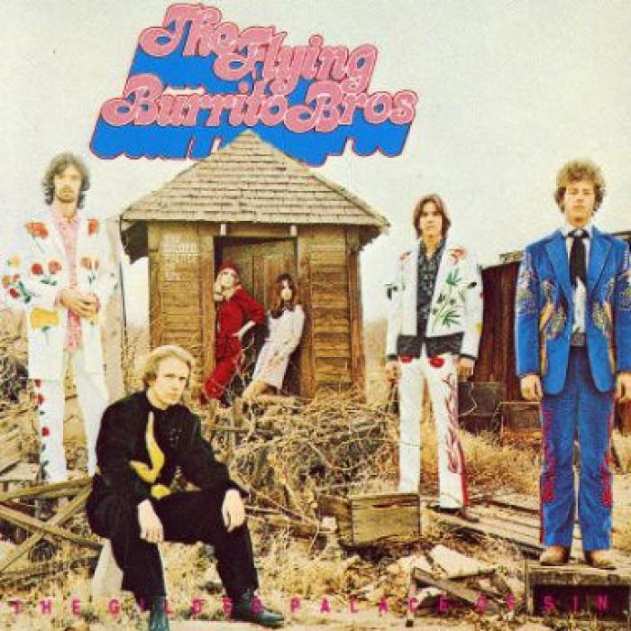 The Flying Burrito Brothers: Sin City