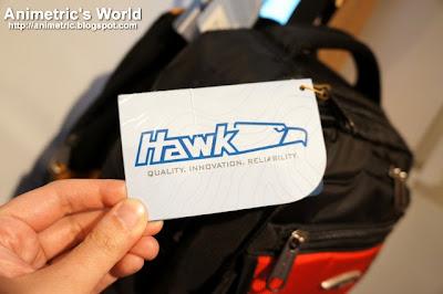 Hawk tag