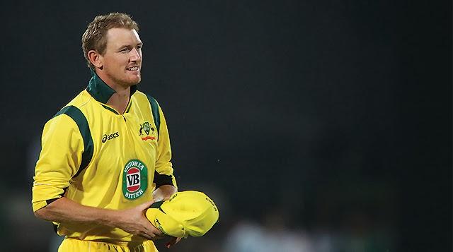 George-Bailey-India-vs-Australia-Star-Sports-3rd-ODI-2013