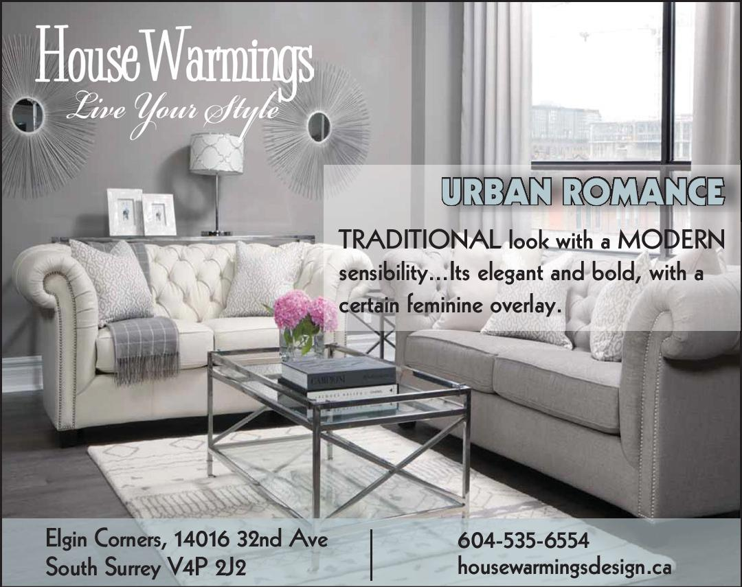 Take a look at our ad in Westcoast Homes and Design Magazine!