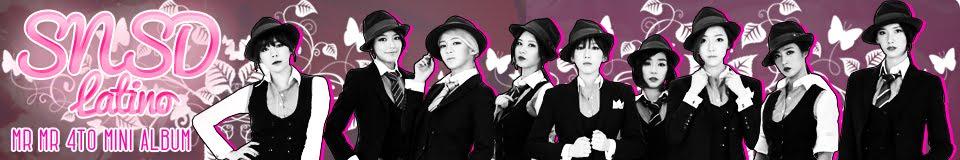 SNSDLatino (소녀시대)