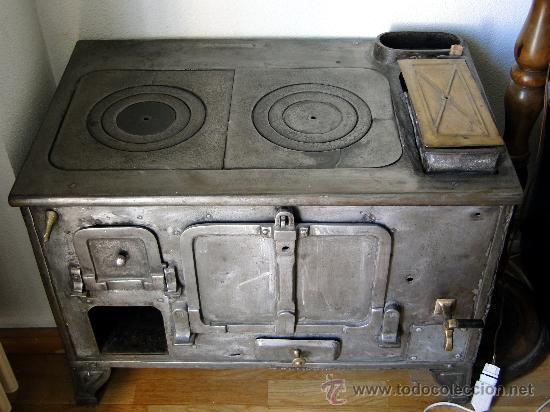 En la casa de nina la cocina econ mica for Planos de cocina economica a lena