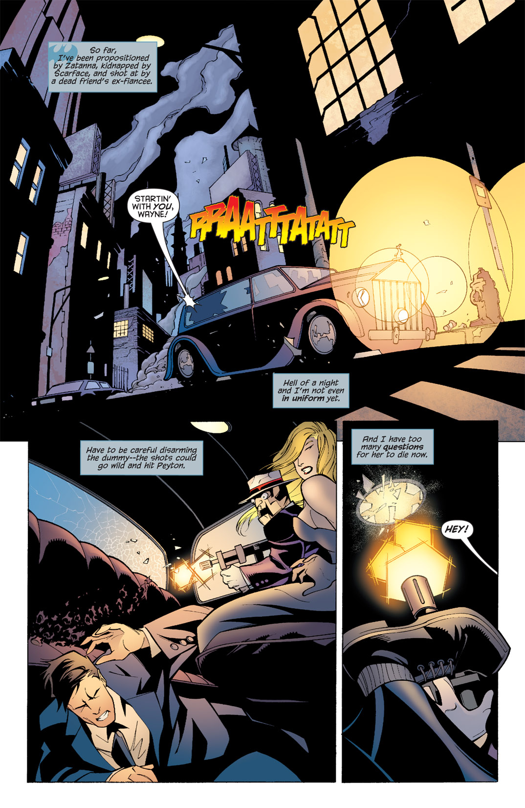 Detective Comics (1937) Issue #844 Page 3