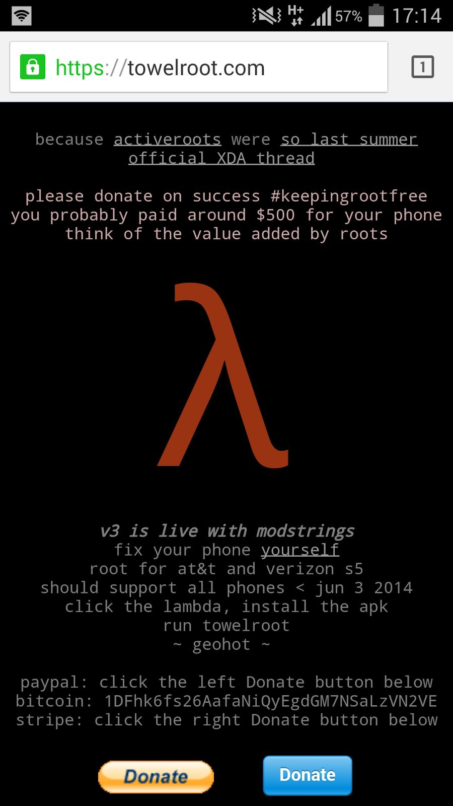 Towelroot для андроид скачать бесплатно - apk программы -