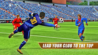 Download Game Real Football .APK Full + DATA