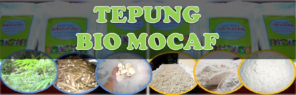 tepung bio mocaf
