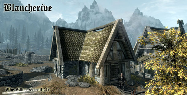 amenagement maison skyrim