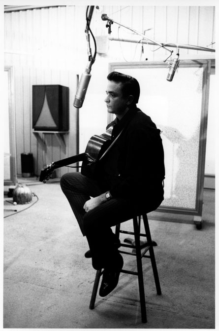 johnny cash the man in black The man in black show.