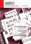 'INÈDITS - Revista de creació literària - Núm.2 - Abril 2014'