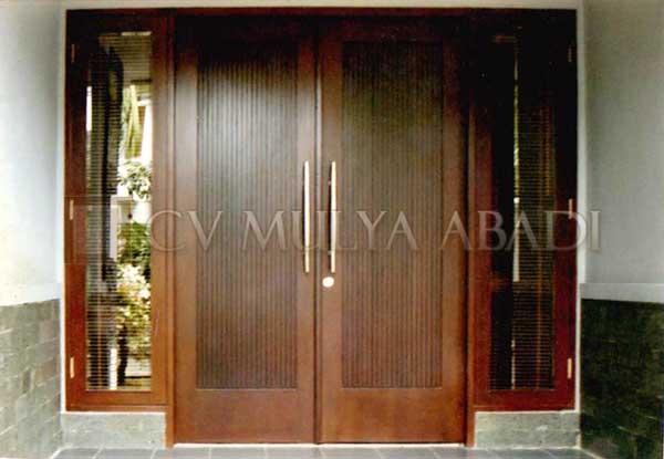 Desain Daun Pintu