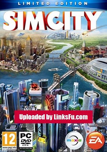 SimCity DRMLESS CRACKED-VULPESZEDRA