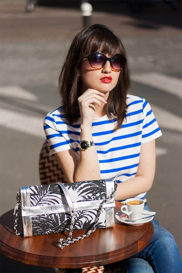 How to wear Breton tops