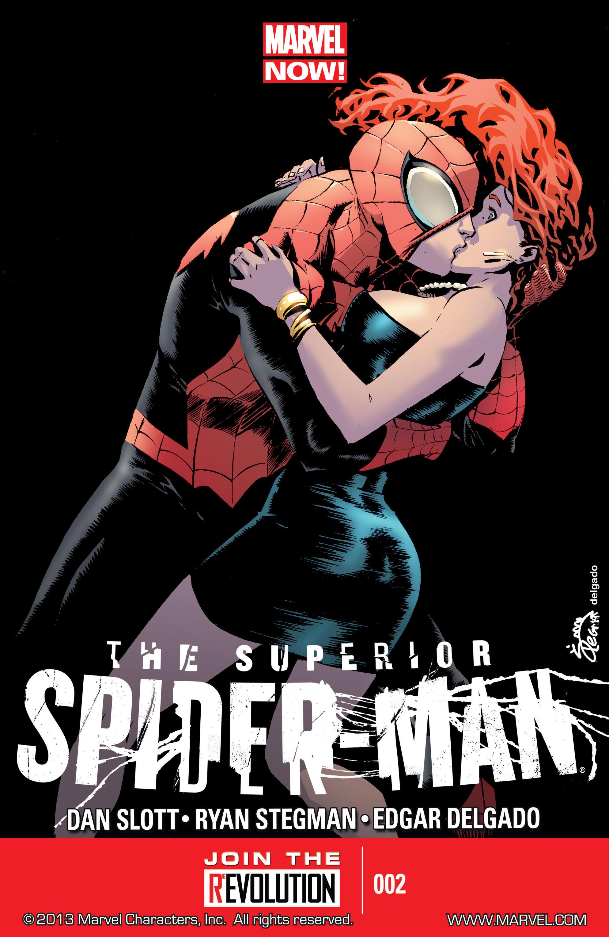 Superior Spider-Man issue 2 - Page 1