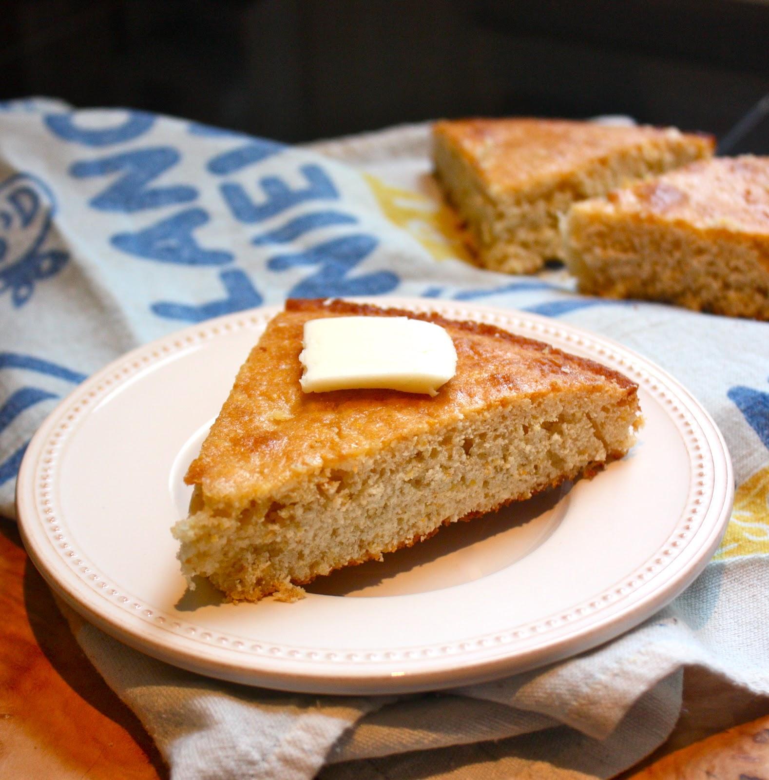 Grandmother's Buttermilk Cornbread