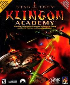 Star Trek: Klingon Academy – PC
