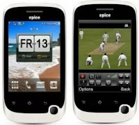 Spice M5600 Flo Mobile With Live TV