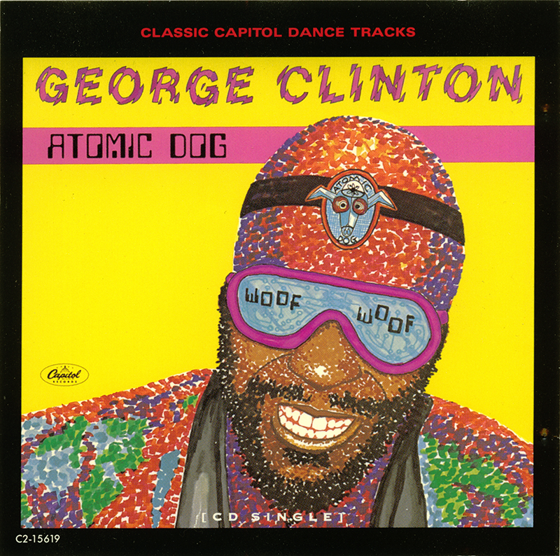 Promo import retail cd singles albums george clinton for Classic dance tracks