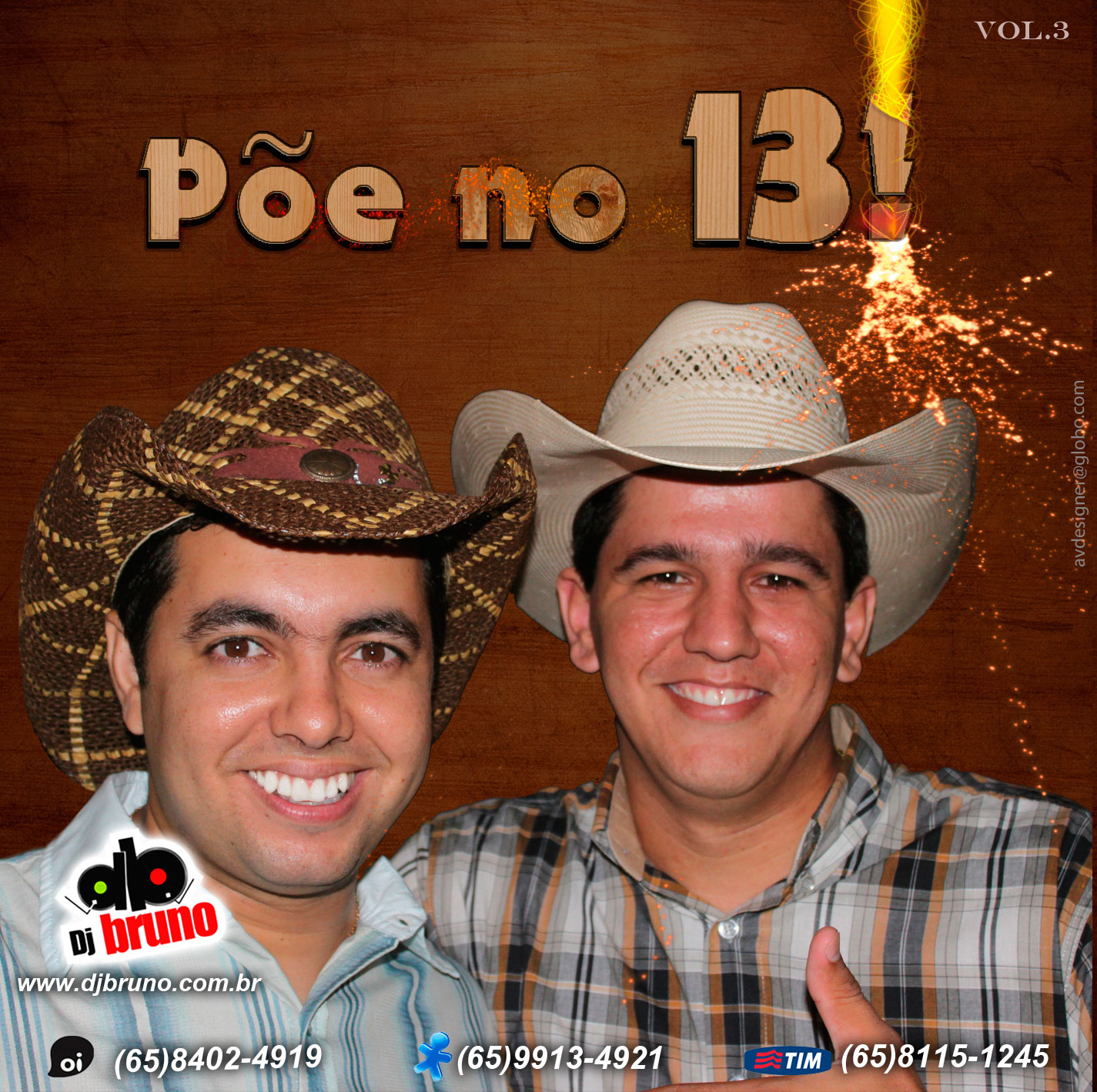 Dj Bruno Granado - P�e No 13 Vol.03
