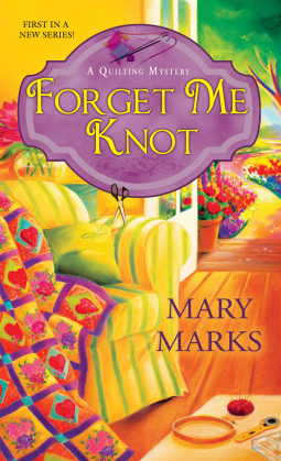 Forget Me Knot by Mary Marks book review