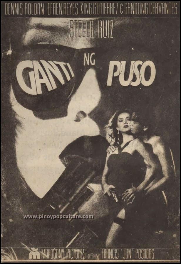 Ganti ng Puso, Mahogany Pictures, Stella Ruiz