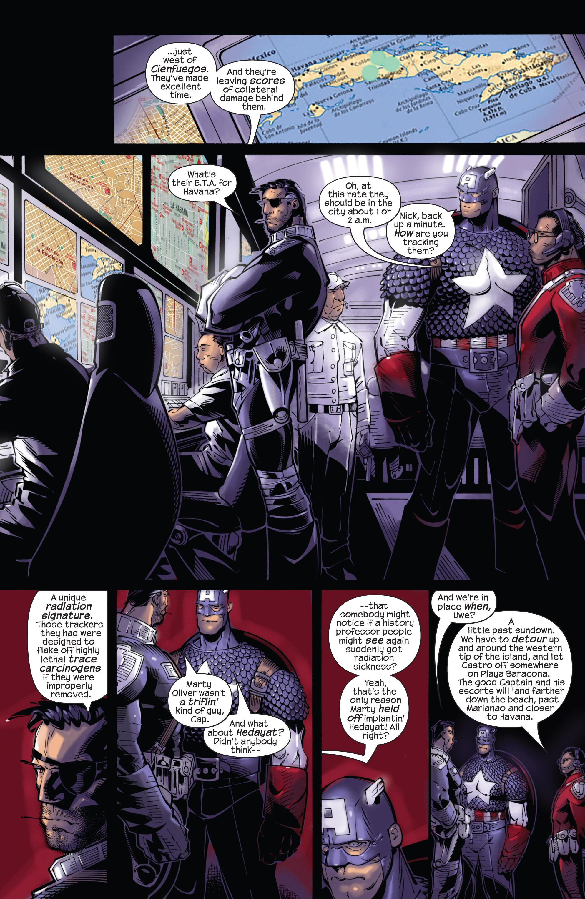 Captain America (2002) Issue #24 #25 - English 7
