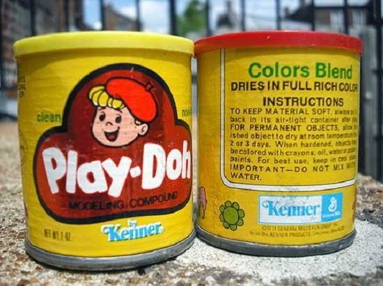 Play Doh Amazing Facts