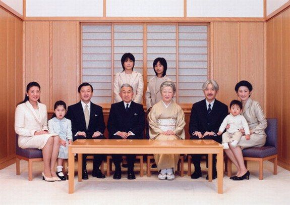 the japanese family The imperial house of japan  commonly translated prince) given to male members of the japanese imperial family who do not have the higher title of shinn .