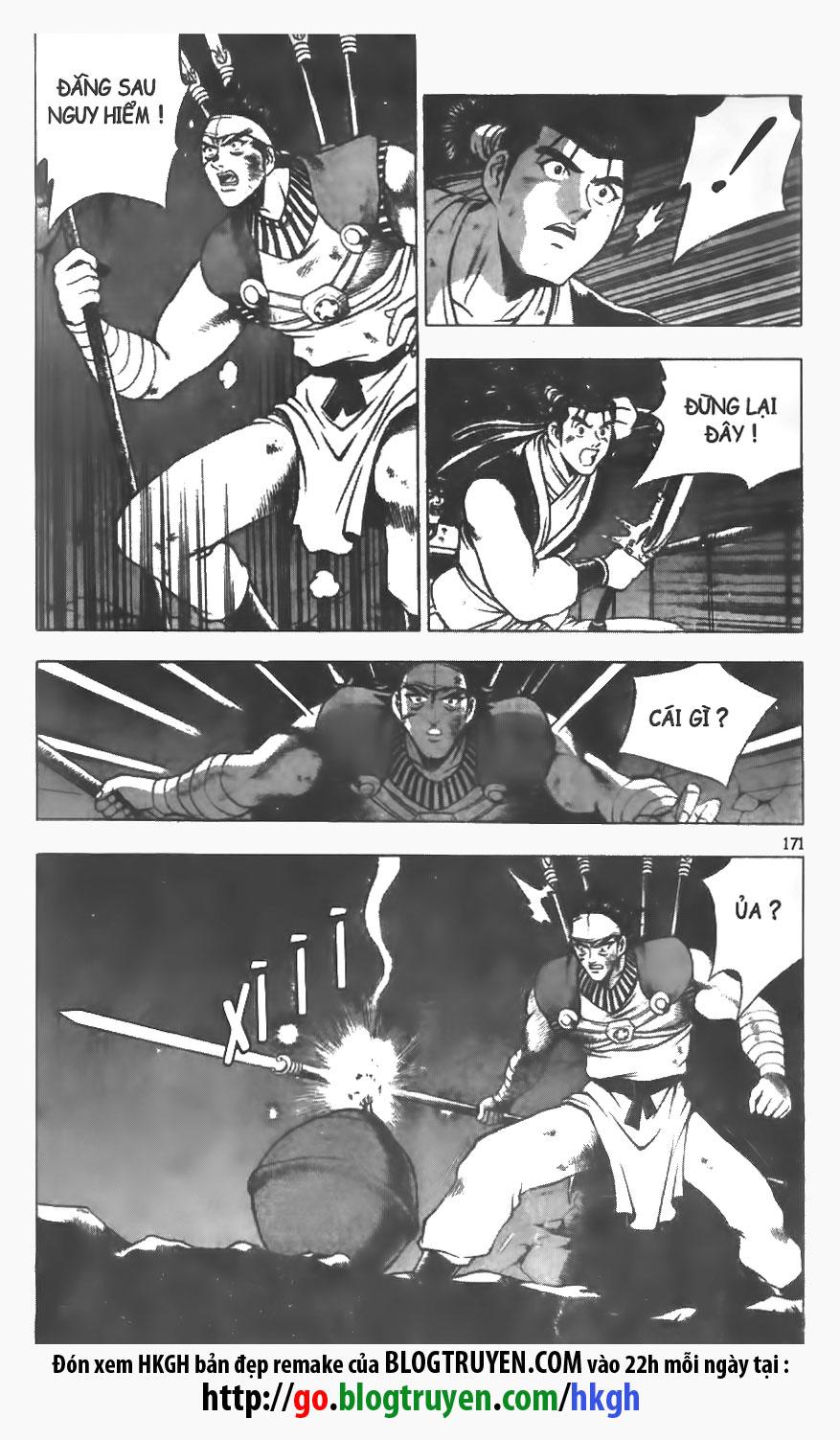 Hiệp Khách Giang Hồ chap 130 page 18 - IZTruyenTranh.com