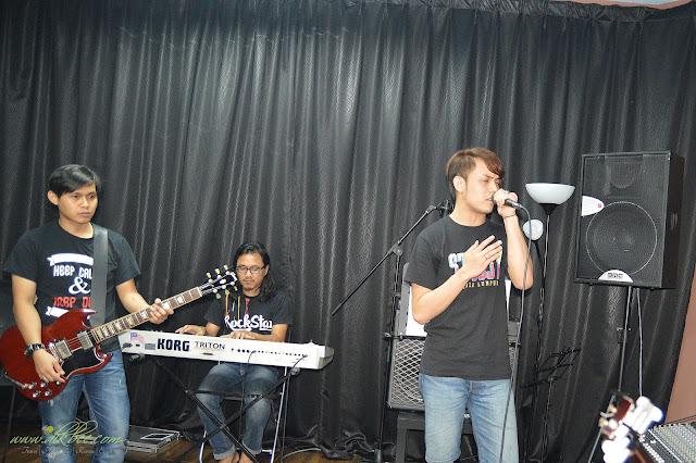 Persediaan AKIM & The Majistret Untuk Konsert KU MOHON