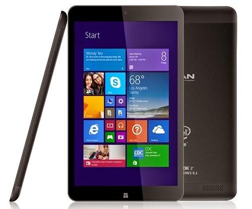 spesifikasi harga tablet advan vanbook w80 terbaru 2015
