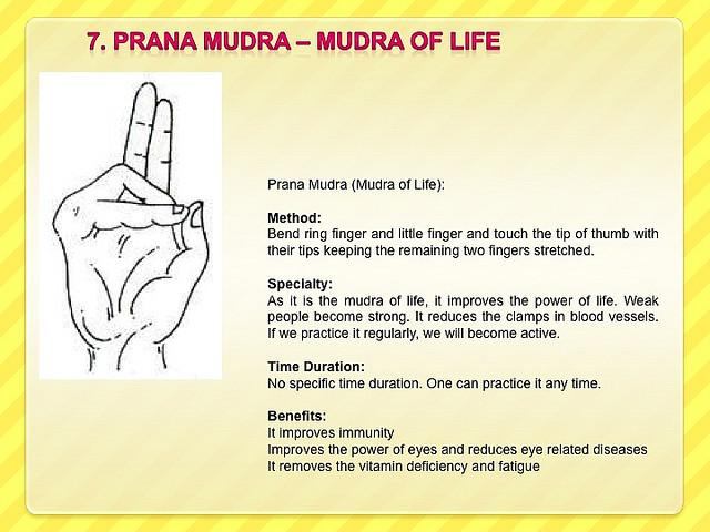 benifits of hand mudras usedin india