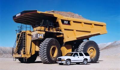 Caminhão Gigante