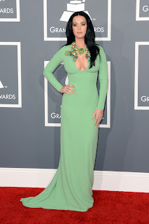 Katy Perry Grammys 2013