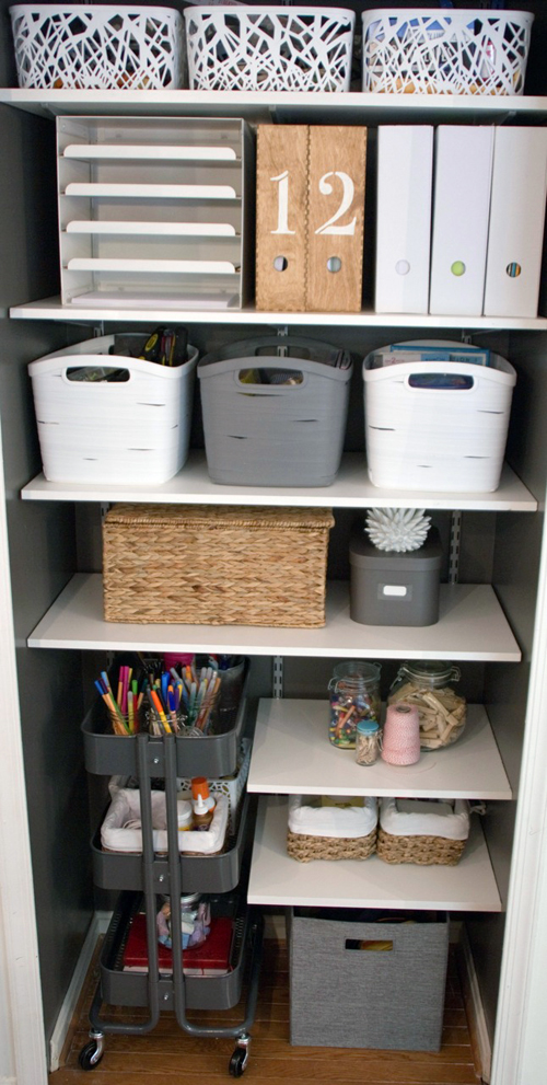 IHeart Organizing: Reader Space: Double the Storage Fun