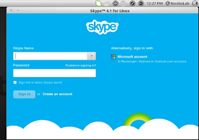 skype ubuntu
