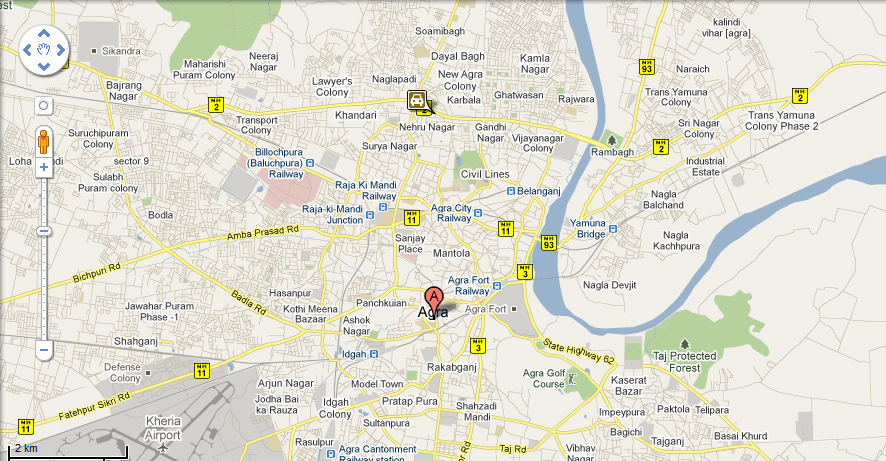 Jaipur Map Hd Browse Info On Jaipur Map Hd Citiviu Com