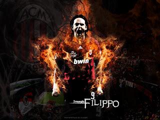 Filippo Inzaghi AC Milan Wallpaper 2011 7