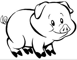 Desenhos Variador De Animais Para Pintar E Colorir Animais