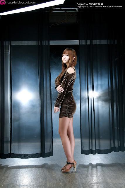 2 Ryu Ji Hye in Brown-very cute asian girl-girlcute4u.blogspot.com.jpg