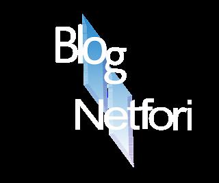 Lambang dan Logo Vertikal Blog Netfori