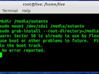 menangani masalah grub rescue> setelah install linux di salah satu partisi
