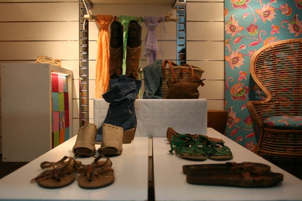 Ártidi Pop Up Store Natural Journey Neo hippie