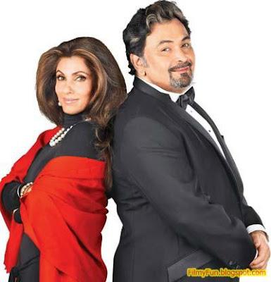 Rishi_Kapoor_Dimple_Kapadia_best_couple_in_bollywood_FilmyFun.blogspot.com