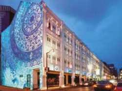 Harga Hotel Bintang 3 di Singapore - Porcelain Hotel by JL Asia