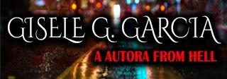 Gi Garcia - A escritora From Hell -