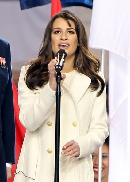 Lea Michele Sarfati Hairstyles Photo