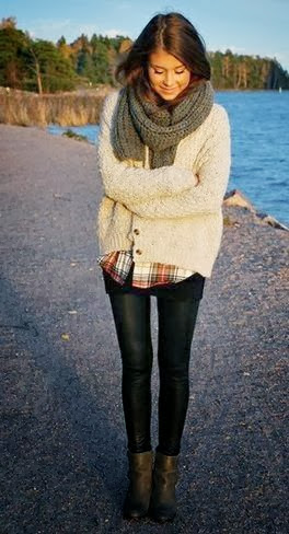 Winter, Warm, Casual, Stylish Outfits